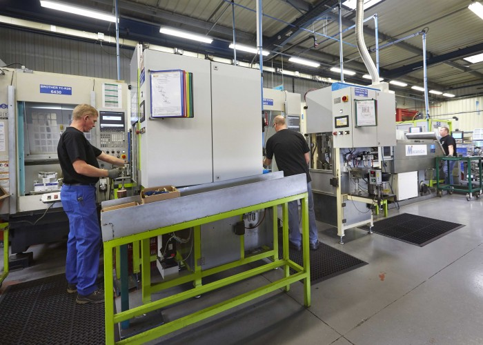 Production pièces automobile en laiton et aluminium