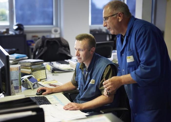Bureau d'études FAVI : conception produits et systèmes de production