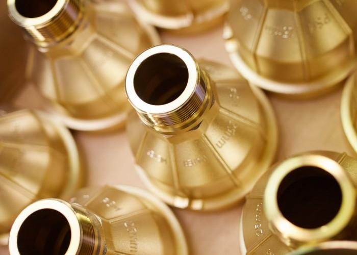 brass water meters