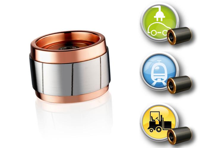 Rotors cuivre pour mobilité électrique