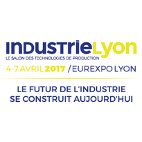 Salon INDUSTRIE à Lyon du 4 au 7 avril 2017