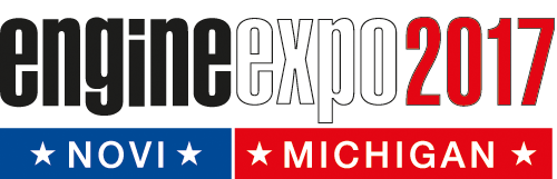 Salon Engine Expo à Novi (USA, MI) du 24 au 26 octobre 2017